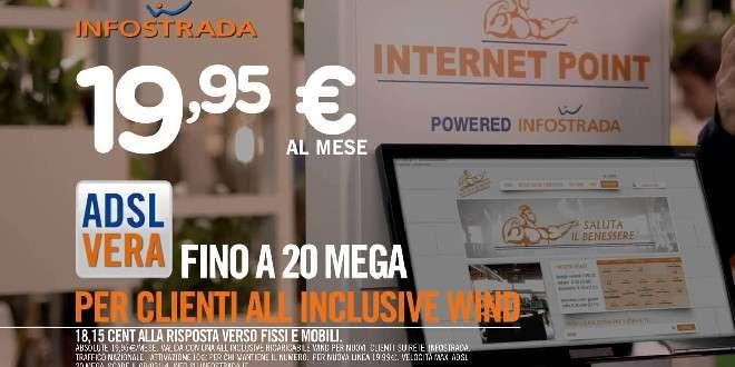 Offerte Infostrada: sconti su ADSL e modem FRITZ!Box 7490 incluso