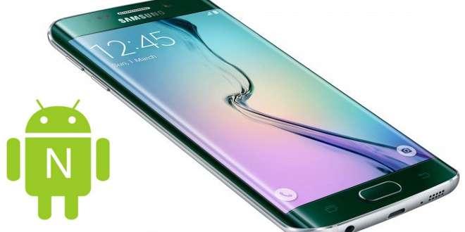 Samsung Galaxy S6, Android N in ritardo, lo conferma Samsung UK