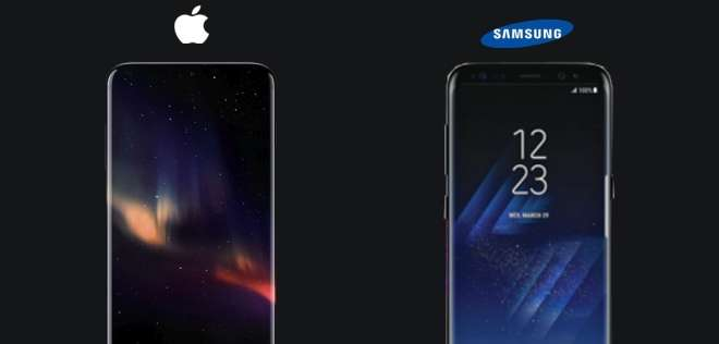 Samsung Galaxy S8 e iPhone 8, due fotocamere da 12 megapixel ma con tecnologie diverse