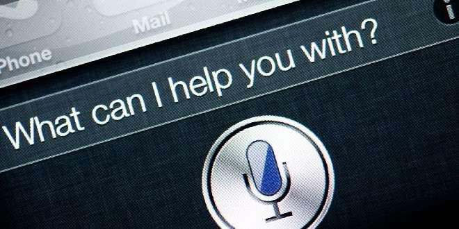Apple Siri: l'assistente virtuale parlerà per messaggi?