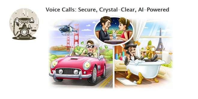 Telegram lancia le chiamate vocali crittografate