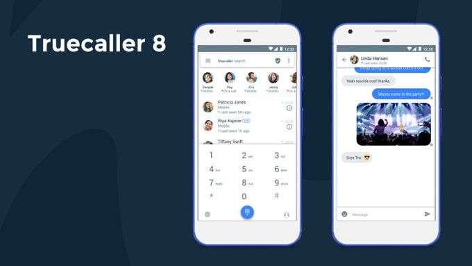 SMS, Google Duo e sistema di pagamento: le novità del massiccio aggiornamento di Truecaller