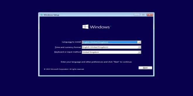Installazione pulita Windows 10, da eseguire in caso di problemi