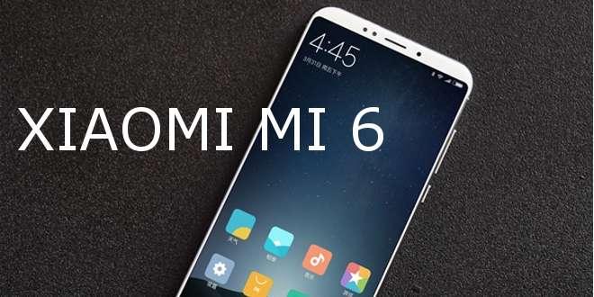 Xiaomi Mi6 con 6 GB di RAM supera Galaxy S8 e S8+ nei test di benchmark