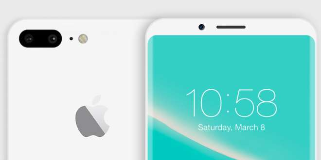 iPhone 8 in nuovi concept contro LG G6 e Samsung Galaxy S8