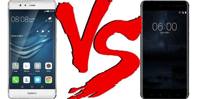 Migliori smartphone – Huawei P9 vs Nokia 6: confronto con foto!