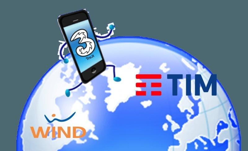 Tre Wind Tim parte oggi 8 maggio la rivoluzione roaming gratis in Italia ed Europa: cos'è e come attivarlo