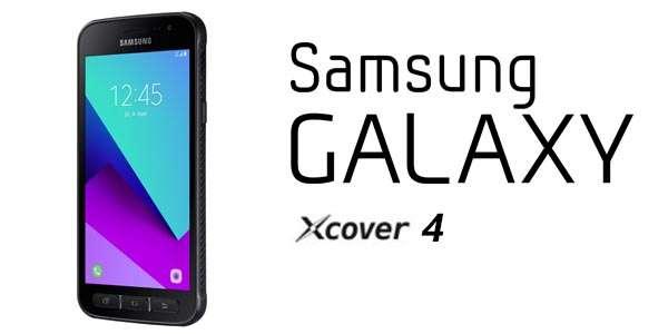 Samsung Galaxy Xcover 4 è ufficiale e praticamente indistruttibile
