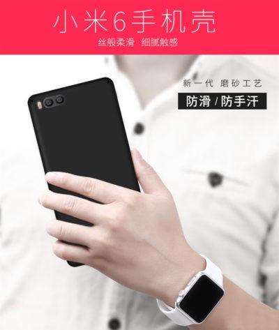 Ecco Xiaomi Mi 6 mentre indossa una nuova cover, trapelate foto inedite