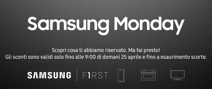 Imperdibili offerte Samsung solo per oggi 24 aprile nello Store ufficiale