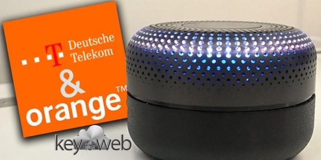 Djingo, l'assistente virtuale by Deutsche Telekom e Orange per sfidare Google Home