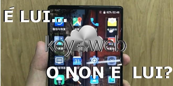 Elephone S8, questa volta ci si ispira a Xiaomi Mi Mix, foto e primi dettagli tecnici