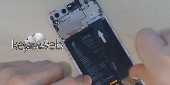 Huawei colta con le mani nel sacco confessa, Huawei P10 monta componentistica random