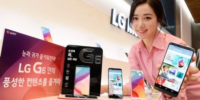 LG G6, per maggio in arrivo 300 app con supporto Infinity Display