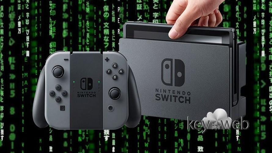 Nintendo offre una grossa ricompensa per trovare le vulnerabilità di Switch!