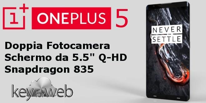 OnePlus 5: la data di lancio è prevista per il 15 giugno, ecco il poster trapelato