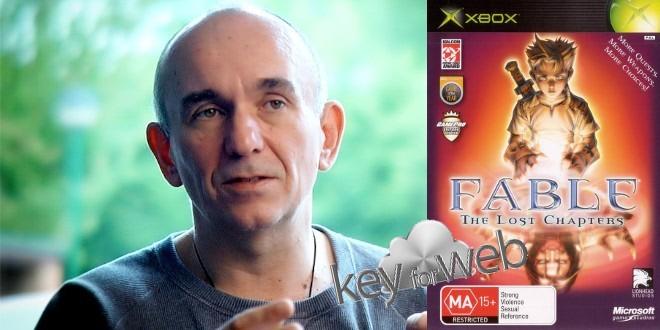 """Peter Molyneux, autore di Fable, commenta: """"Microsoft Kinect? Un disastro"""""""