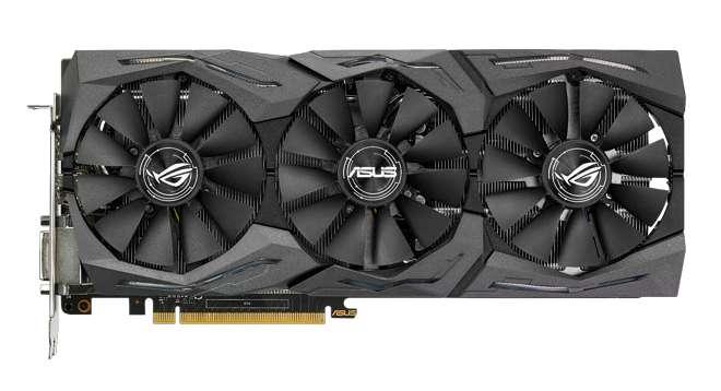 ASUS annuncia le nuove GPU ROG Strix GeForce GTX 1080 Ti e Turbo GeForce GTX 1080 Ti
