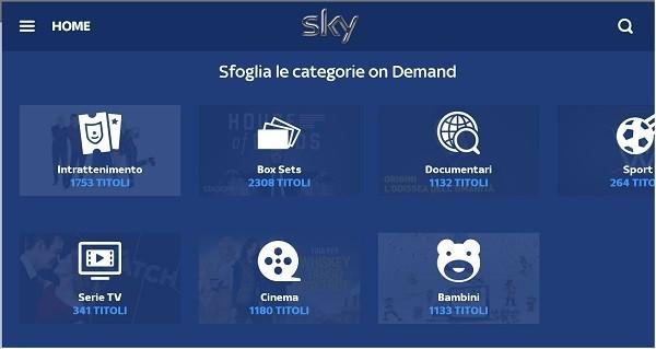 Come vedere app SkyGo su TV Box Android | Download disponibile
