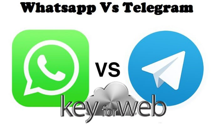 WhatsApp Vs Telegram: le due app a confronto