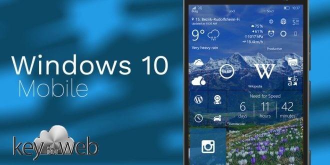 Microsoft ufficiale: Windows 10 Mobile Creators Update non è per tutti