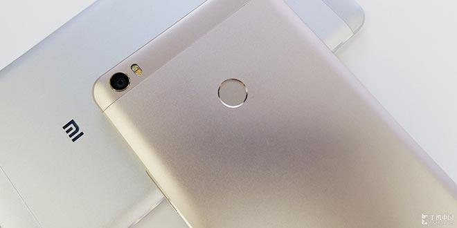 Xiaomi Mi Max 2 appare in rete: design confermato