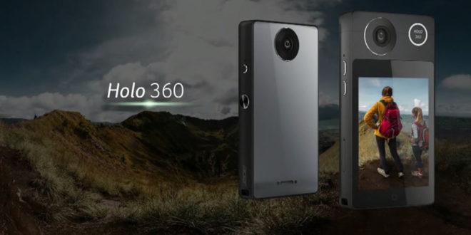Acer Holo 360, la videocamera VR 360 gradi che si crede uno smartphone