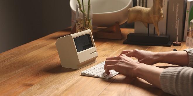 elago M4 Stand: come trasformare l'iPhone in un vecchio Mac