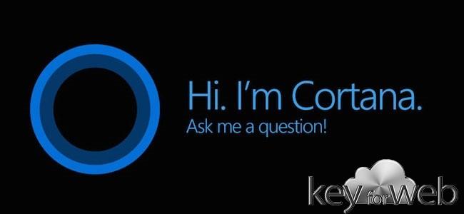 Cortana vi aiuterà nella configurazione iniziale di Windows 10