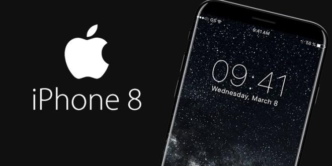 iPhone 8 di Apple copia il design di LG G6?