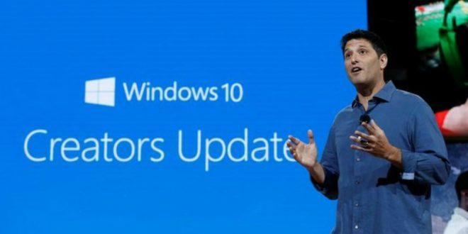 Windows 10 Creators Update: la distribuzione degli aggiornamenti è partita!
