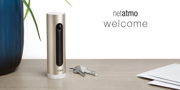 Netatmo Welcome: la videocamera intelligente disponibile su Amazon