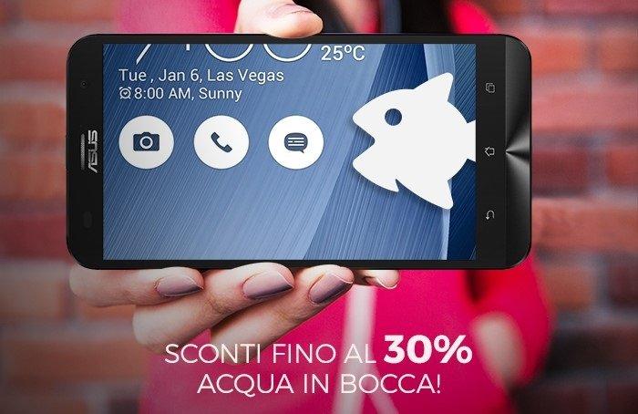 ASUS sconta alcuni smartphone del 30% solo fino a domani