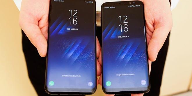Samsung Galaxy S8 riceve un importante aggiornamento anche in Italia