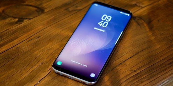 Samsung Galaxy S8: la ricarica veloce funziona solo quando lo schermo è spento