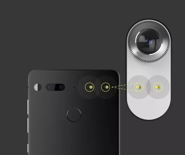 Nasce Essential Phone, smartphone ideato da Andy Rubin per sfidare iPhone