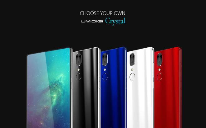UMI Crystal Plus con Snapdragon 835 e 6 GB di RAM in arrivo per sfidare Xiaomi Mi MIX