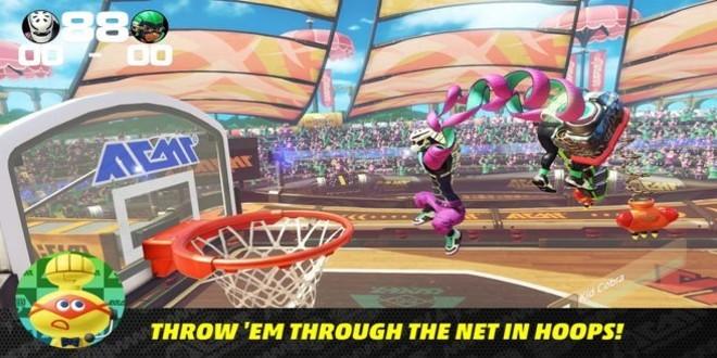 ARMS: nel prossimo Global Testpunch ci sarà il basket