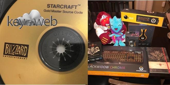 Acquista per pochi dollari il Master originale di StarCraft e lo restituisce a Blizzard