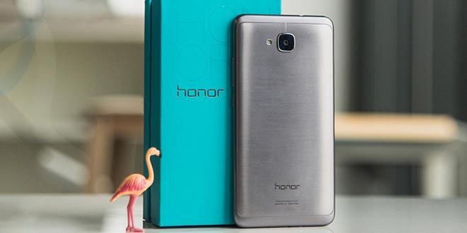 Honor 5C, disponibile Android 7.0 Nougat in Italia