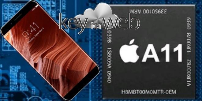 L'apple A11 dei nuovi iPhone è una bestia, mette K.O. tutti i rivali