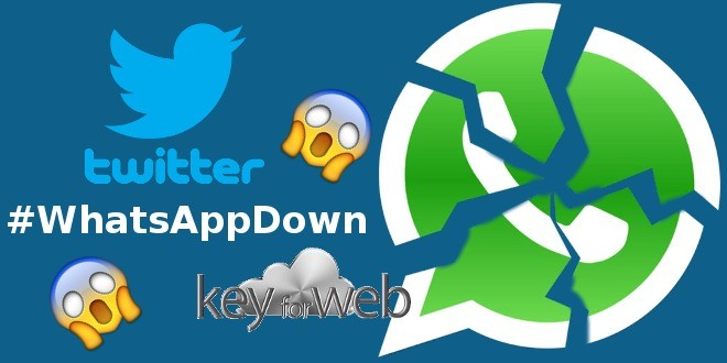Blackout WhatsApp, i tweet più esilaranti di #WhatsAppDown