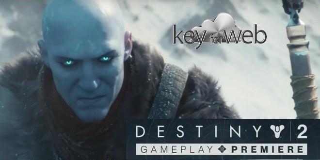 Destiny 2, video presentazione gameplay e nuovi accessori Razer a tema