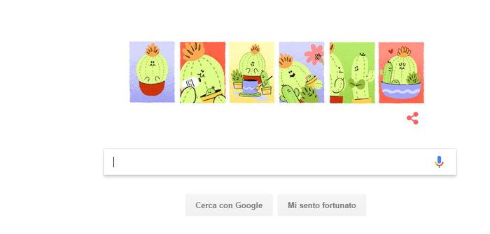 Festa della mamma 2017, Google realizza un dolcissimo doodle oggi 14 maggio per omaggiare tutte le mamme del mondo