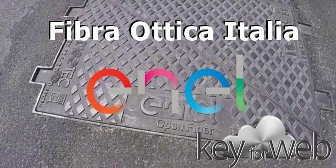 Fibra Ottica Italia: Enel Open Fiber parte alla grande, si punta anche alle aree a fallimento di mercato, TIM e Fastweb guardano