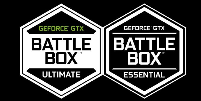 GeForce GTX Battlebox: i PC preassemblati di NVIDIA dedicati al gaming