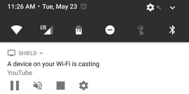 Google consente la disattivazione delle notifiche di Chromecast