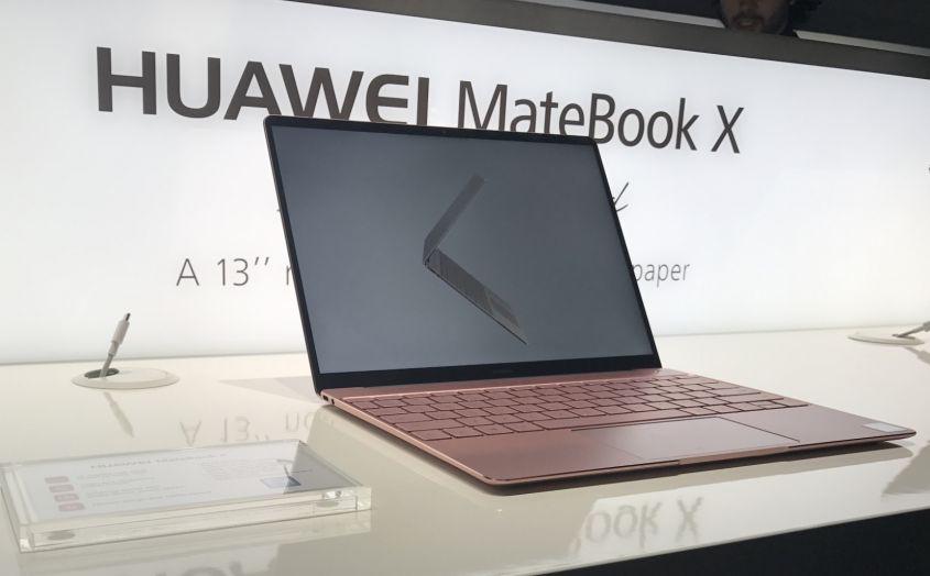 Huawei Matebook 2017 ufficiali, i nuovo notebook in arrivo in Italia a fine giugno: prezzi e caratteristiche