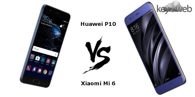 Xiaomi Mi 6 vs Huawei P10, test fotografico sui due top di gamma