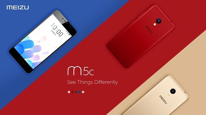 Meizu M5C ufficiale, è l'esordio della Flyme 6 che arriverà a luglio su altri smartphone